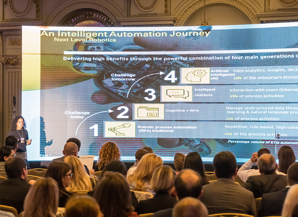 EY Intelligent Automation Regional Conference 2019